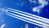 Chemtrail Contrail
