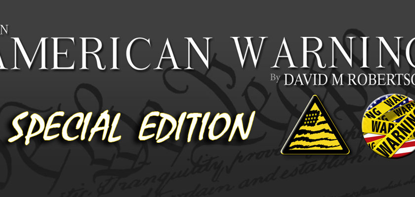 An American Warning Podcast – SE