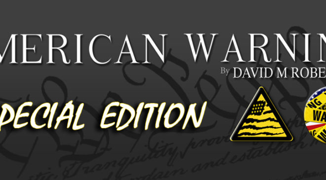 An American Warning Podcast #54