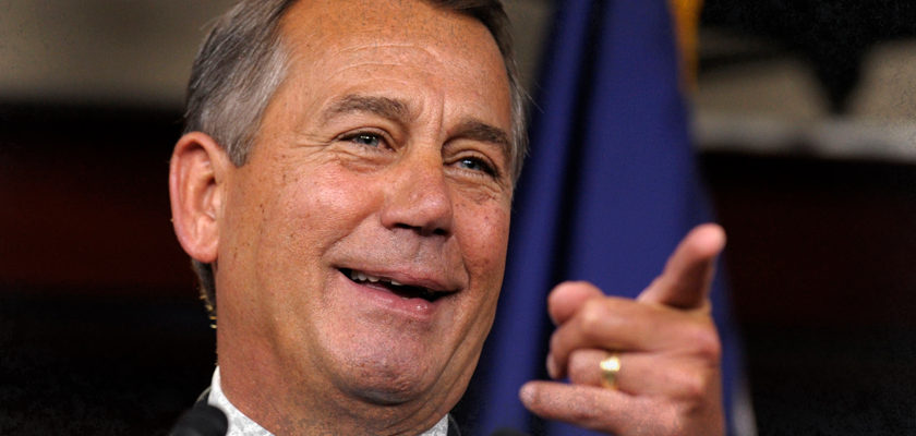 Boehner Readies Final Sellout