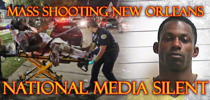 Mass Media Silent on Mass Shooting
