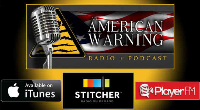 You Won't Hear This in the Mainstream – An American Warning 233