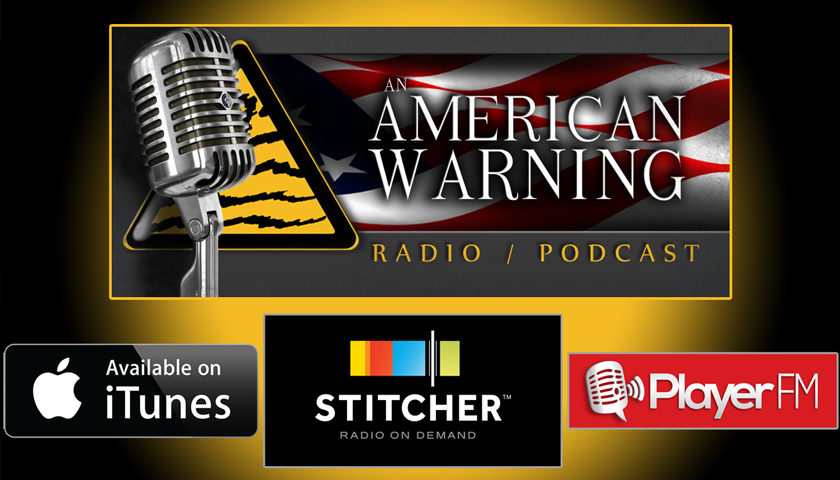 Is 2017 When People Finally See? An American Warning 230